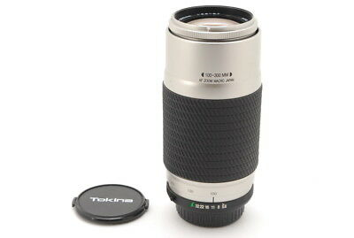 【Exc++】Tokina AF 100-300mm F5.6-6.7 Macro for Pentax From Japan (2573)