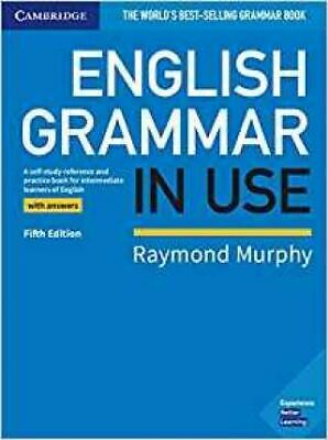 NEW English Grammar in Use Book with Answers by Raymond Murphy Paperback