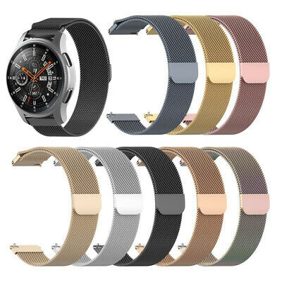 Magnetic Milanese Loop Strap Bracelet Band Watch Active Acces For Samsung Galaxy