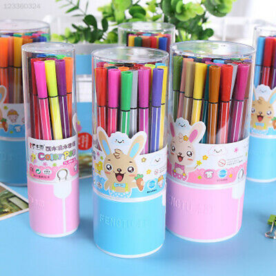 A2A3 Plastic Colour Pencil Watercolor Pen Art Supplies Crayons Multifunctional