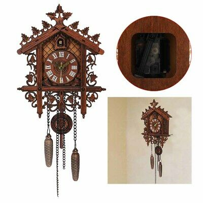 Home Decor Europea Cuckoo Clock House wall clock large modern art vintage UK!