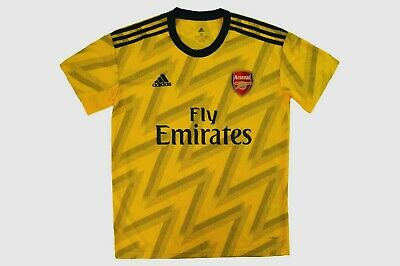 Arsenal F.c Shirt Adult Away 2019/20 New Shirt With Tags
