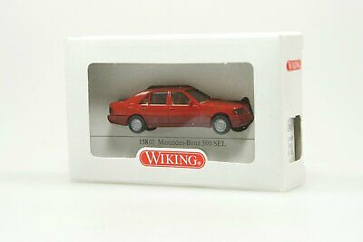 Wiking 15801 Mercedes-Benz 500 Sel H0 / 1:87 Producto Nuevo