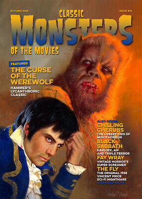 Classic Monsters Magazine Issue #12 UK IMPORT 14MCM112