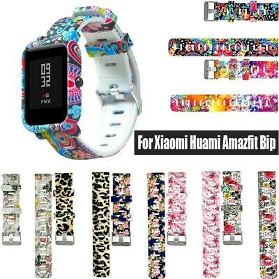 Silicone Watch Band Wrist Strap For Xiaomi Huami Amazfit Bip Youth /LITE Watch