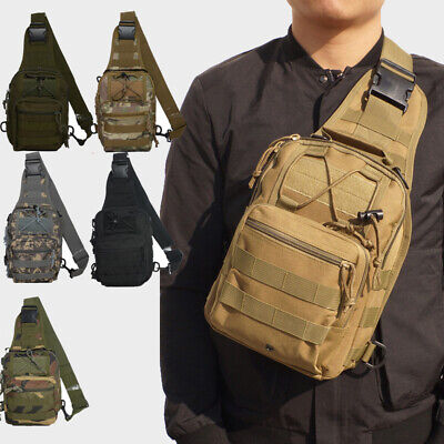 Sports Military Bag Climbing Shoulder Tactical Hunting Daypack Fishing Backpack