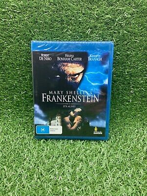 Frankenstein - Mary Shelley's Frankenstein (Blu Ray, New & Sealed)