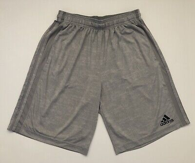 NWT Adidas Climalite Work Out Shorts Black CZ9745 Athletic Running Basketball
