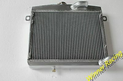 For Alfa Romeo GT 1.3 1.6 1750 2000 Spyder 1971-1977 Aluminum Radiator 56MM