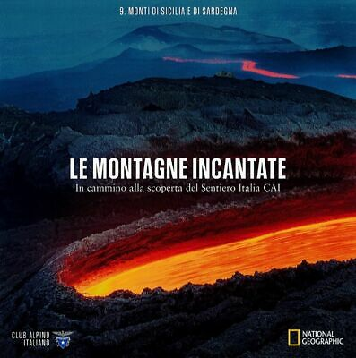 National Geographic Le Montagne Incantate n 6 Dall'appennino Ligure