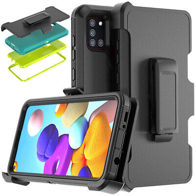 For Samsung Galaxy A70 Case Cover With Kickstand Belt Clip Fit Otterbox Defender