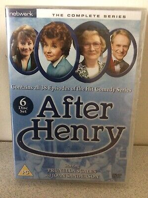After Henry Dvd Boxset - The Complete Series - New & Sealed