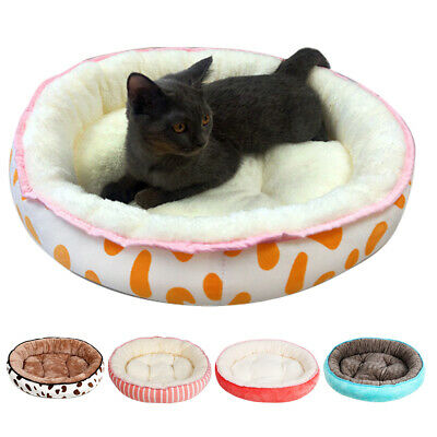 Pet Warm Plush Sleep Bed House For Cat Puppy Winter Cushion Soft Bed Hot Sale