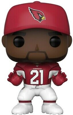 Funko Pop! Nfl: - Patrick Peterson (Cardinals) (Toy Used Very Good)