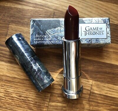 Urban Decay Game of Thrones Vice Lipstick White Walker