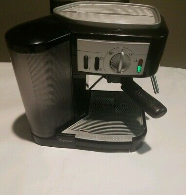 Capresso 115 Cafe  Espresso maker Coffee Tea Maker Machine.Great condition.