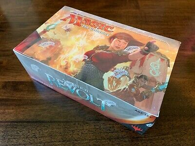 Aether Revolt - Factory Sealed Booster Box - ENGLISH - MTG - Magic the Gathering