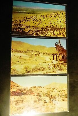 Virginia City Nevada NV Desert Gold Hill Geiger Grade Road Reno Town PC Lot
