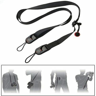 Camera Strap Quick release SLR/DSLR Belt Multifunctional Waist Neck Digital