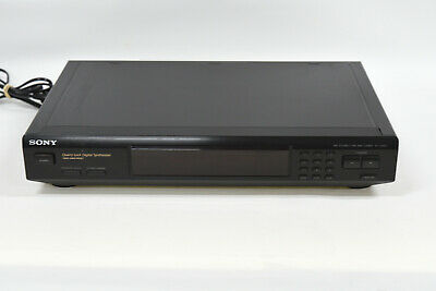 Sony ST-JX661 Stereo / FM - AM Tuner Component