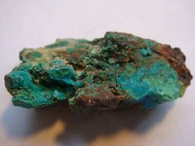Chrysocolla Mineral Specimen From Mary Kathleen Queensland 21.5 grams Natural