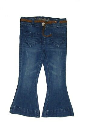 NEXT GIRLS' BLUE SKINNY JEANS 3 YEARS 5 YEARS Fast Shipping UK Seller