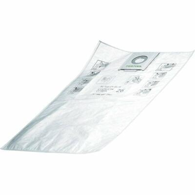 496187 Selfclean Filter Bag For CT 26, Quantity 5 - Vacuum And Dust Collector
