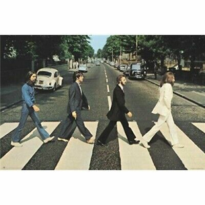 The Beatles Abbey Road Poster 92cm x 61cm #177
