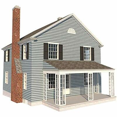 3 Bedroom House Plans Diy Two Story Home Building 832 Sq Ft Build Your Own Building Plans Blueprints Diy Materials Diy Materials Home Furniture Diy