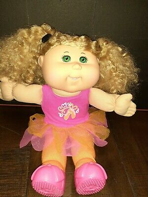 Cabbage Patch Doll With Ballerina Outfit - 2012 0Aa Jakks -36Cm