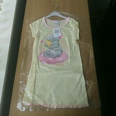 Girls nightie 3-4 years tatty teddy ME TO YOU new + tags BARGAIN CLEARANCE .