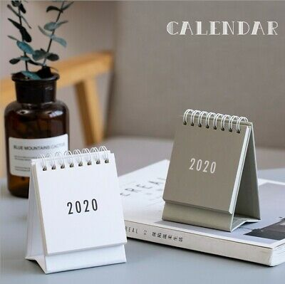 2020 Desktop Home, Work, Office Calendar