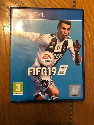 ps4 fifa 19 game