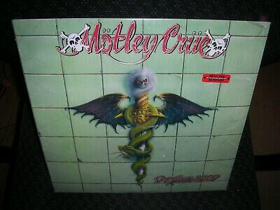 Motley Crue **Dr. Feelgood **BRAND NEW GREEN COLORED RECORD LP VINYL INDIE ONLY