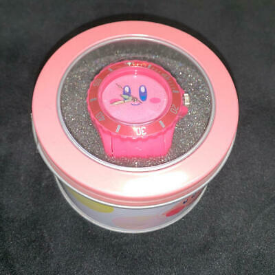 Kirby of the Stars in Tin Can Wristwatch Amusement Limited Watch