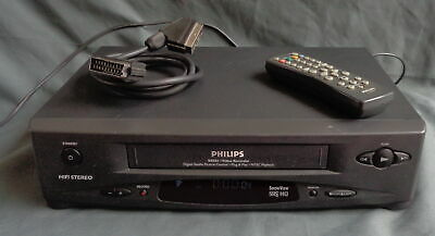 PHILIPS VR501 VHS videorecorder videospeler video cassette recorder player VCR