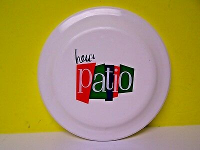 Hess's Dept Store Allentown PA Hess Brothers Patio FRISBEE UNUSED