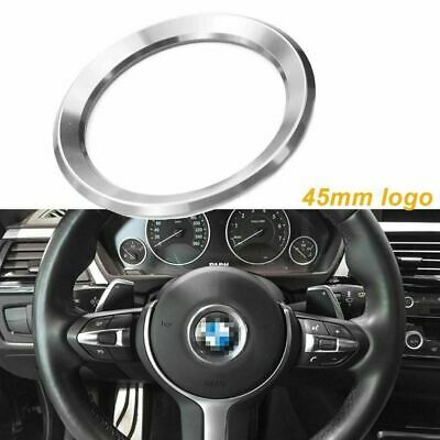 Steering Wheel Center Logo Emblem Cover For BMW 1 3 4 5 7 Series X3 X5 X6 13-18