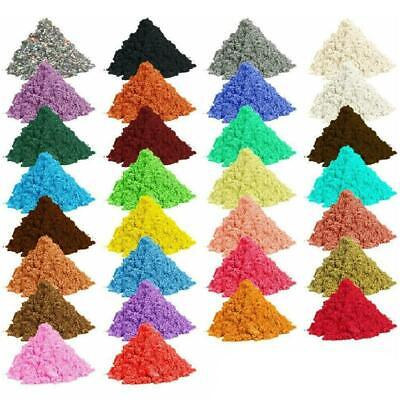 69 Color 50g Metallic Effect Natural Mica Pigment Powder Pack BEST Value S0F8