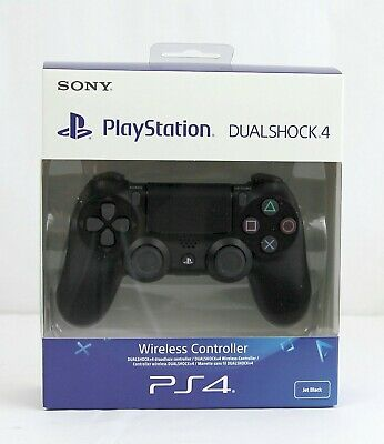 Dualshock 4 Wireless Controller for Playstation 4 - Black V2 NEW! FREE SHIP!