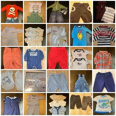 Baby Boy Clothes Newborn and 0-3 months - Multi Listing - Build Your Own Bundle