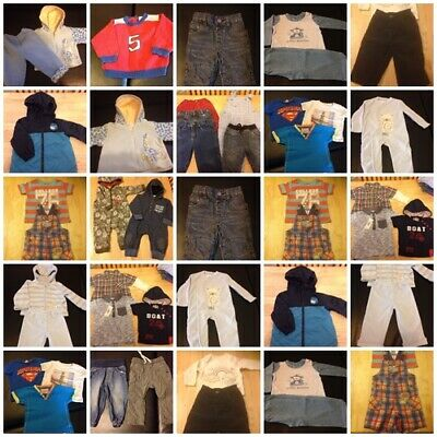 Baby Boy Clothes 6-9 months - Multi Listing - Build Your Own Bundle