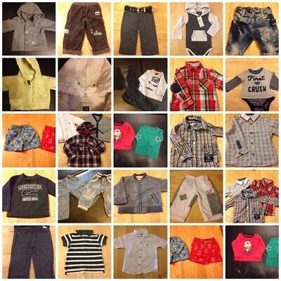 Baby Boy Clothes 9-12 months - Multi Listing - Build Your Own Bundle