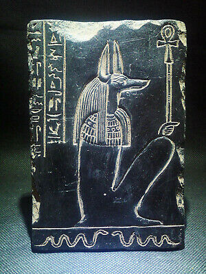EGYPTIAN ANTIQUE ANTIQUITY Stela Stele Stelae 1549-1330 BC