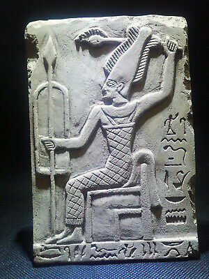 EGYPTIAN ANTIQUE ANTIQUITY Stela Stele Stelae 1549-1344 BC