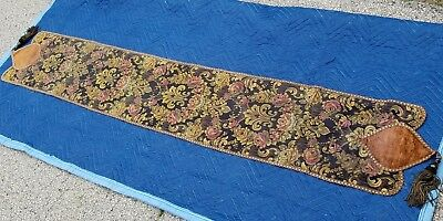Beautiful double sided Antique Damask Tapestry Sideboard Table Runner 76x12