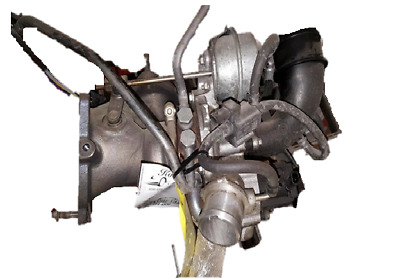 BRAND NEW OEM Turbocharger Oil Feed Line 2013 Ford Fusion