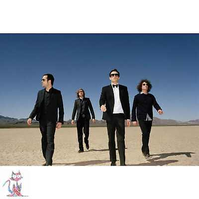 The Killers Photo Poster Coffee Cup Canvas (C9927)