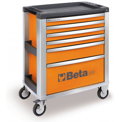 Beta Commode Chariot Port Outils 6 Tiroirs Outils Atelier C39/6