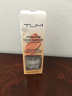 Pro Classic TLM Color Changing Foundation SPF 15 New  30ml New